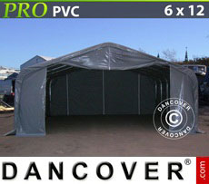 Nave industrial PRO 6x12x3,7 PVC