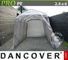 Nave industrial PRO 2,4x6,0x2,4 m