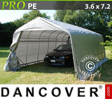 Nave industrial PRO 3,6x7,2x2,7 m