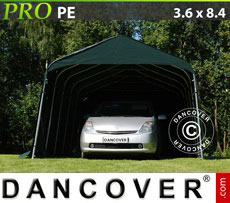 Nave industrial PRO 3,6x8,4x2,7 m